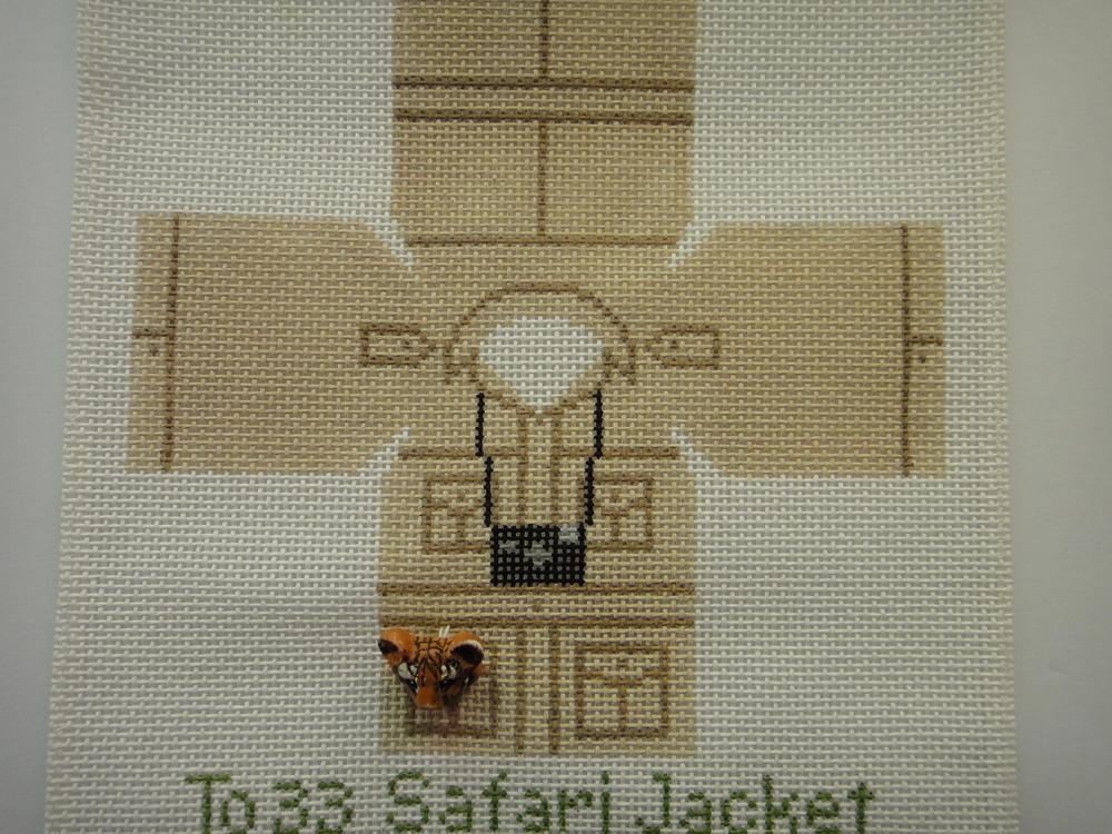 To33 Safari Jacket