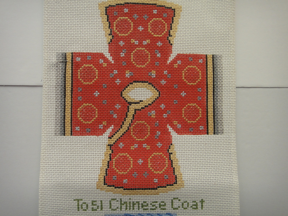 To51 Chinese Coat