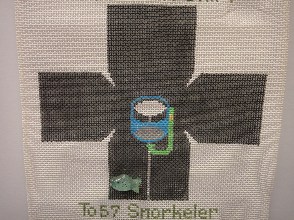 To57 Snorkeler