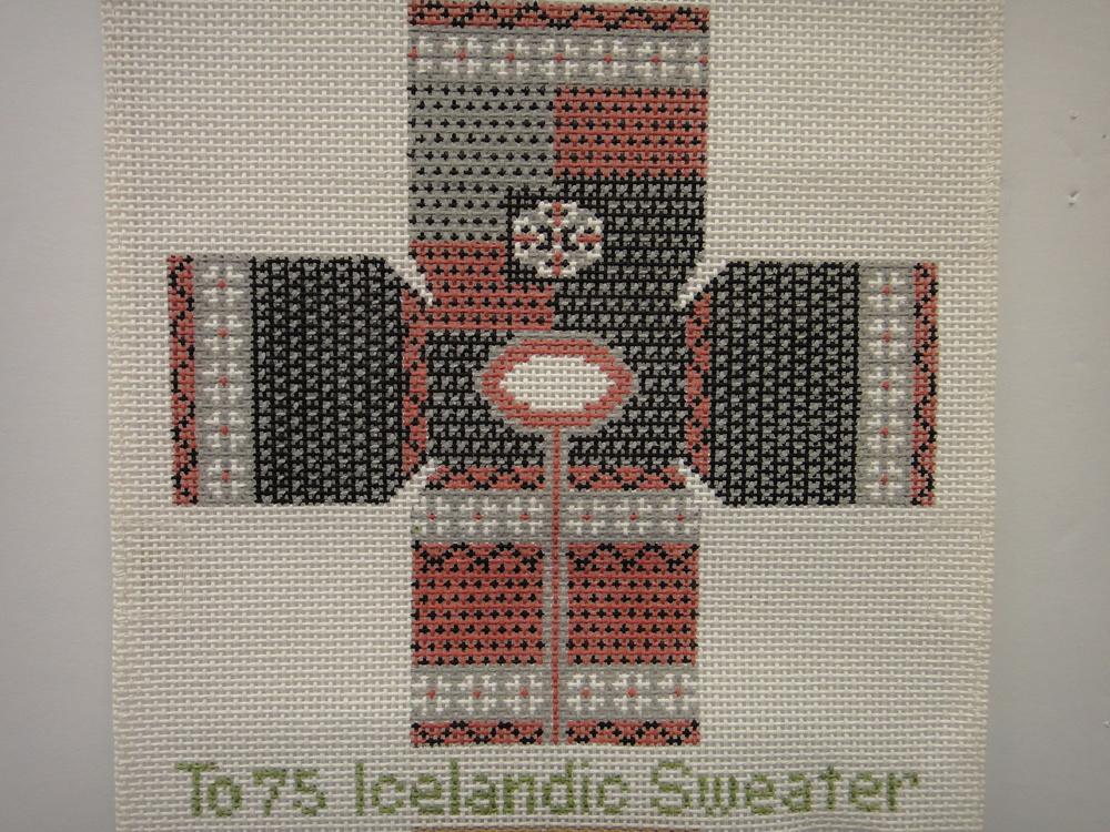 To75 Icelandic Sweater