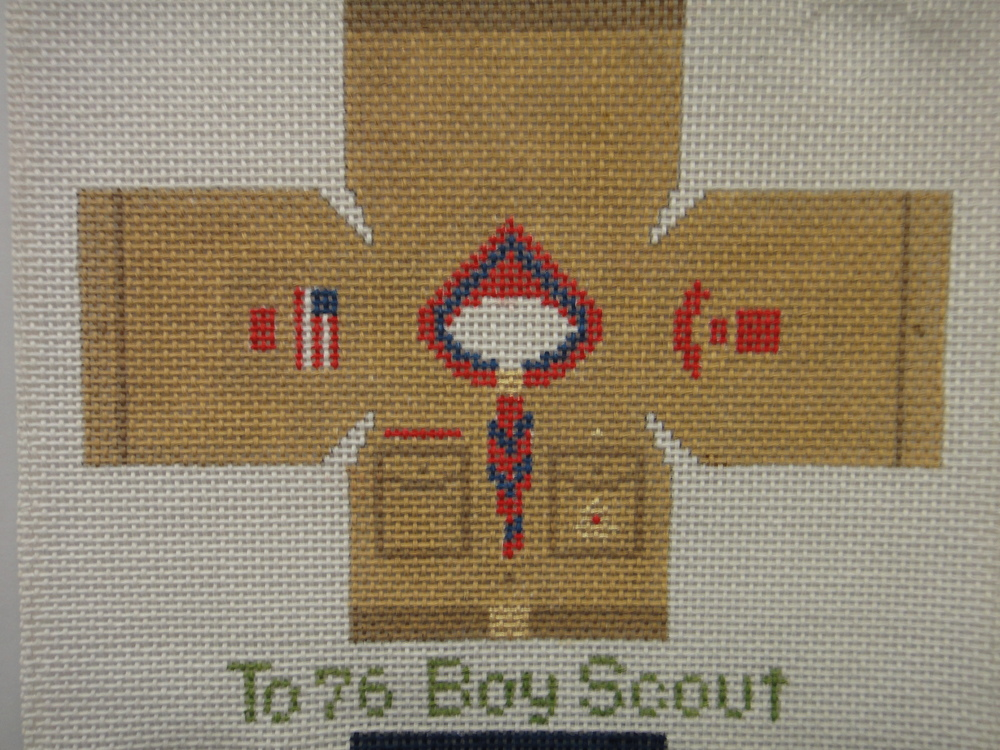 To76 Boy Scout