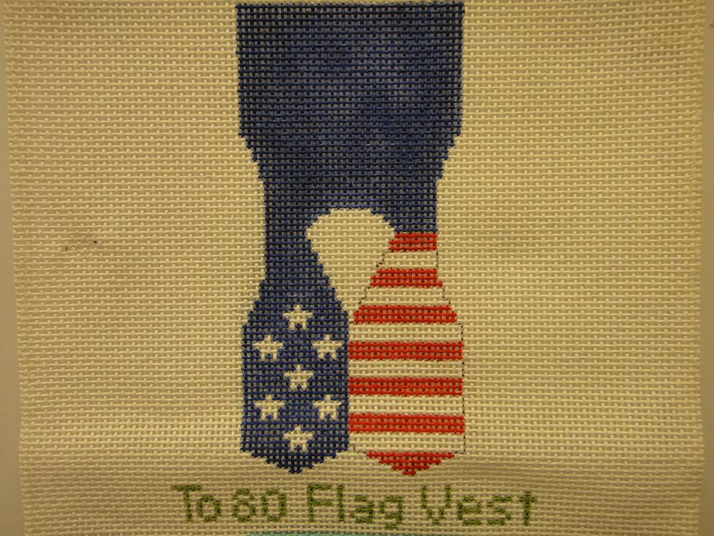 To80 Flag Vest