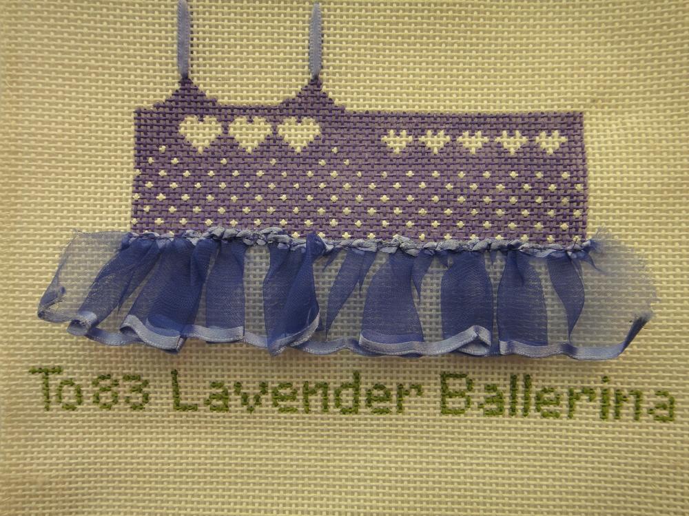 To83 Lavender Ballerina