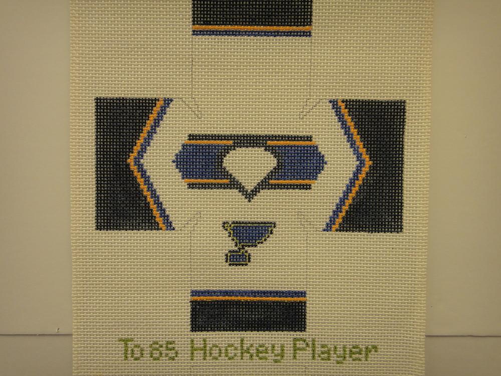 To85 Hockey Player
