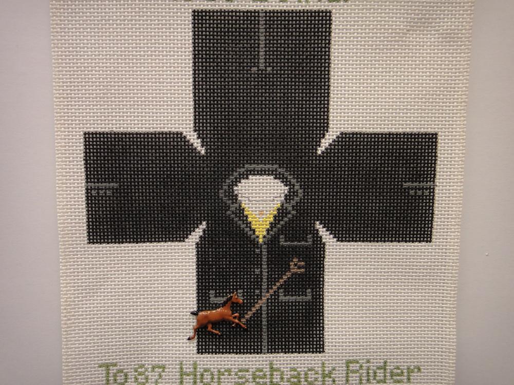 To87 Horseback Rider