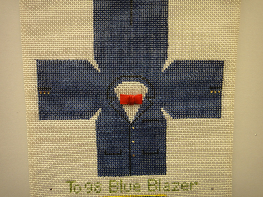 To98 Blue Blazer