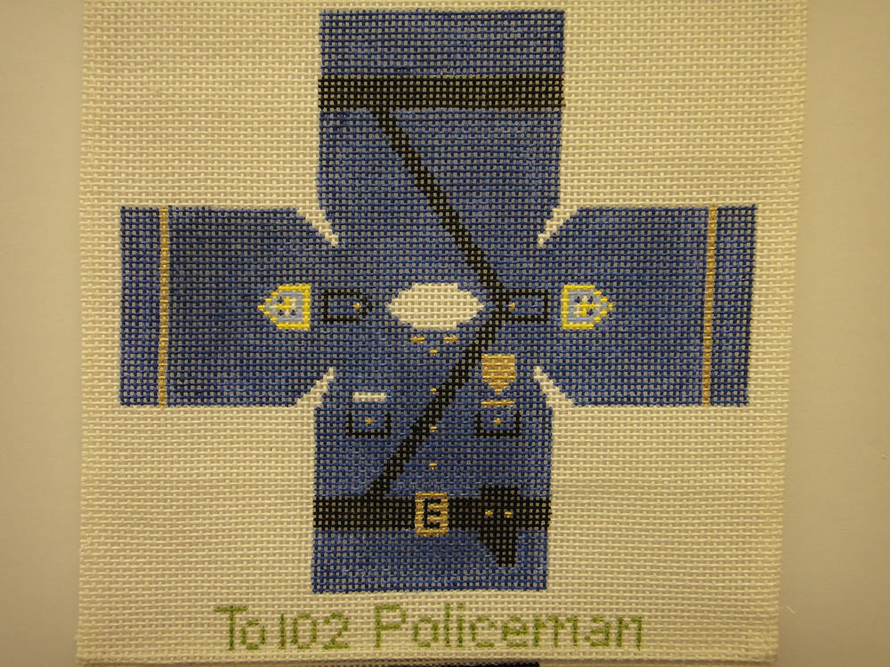 To102 Police Officer