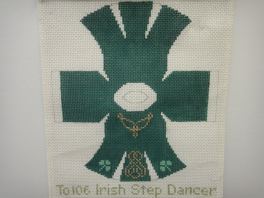 To106 Irish Step Dancer