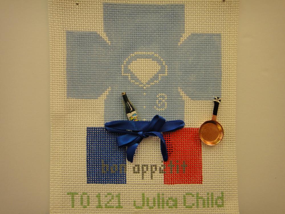 To121 Julia Child