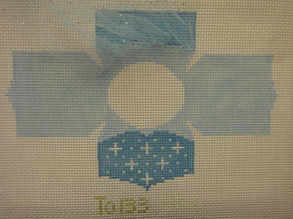 To133 Blue Princess