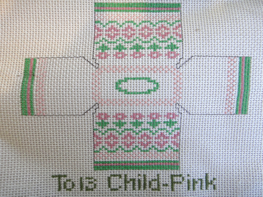 To13 Child Sweater-Pink
