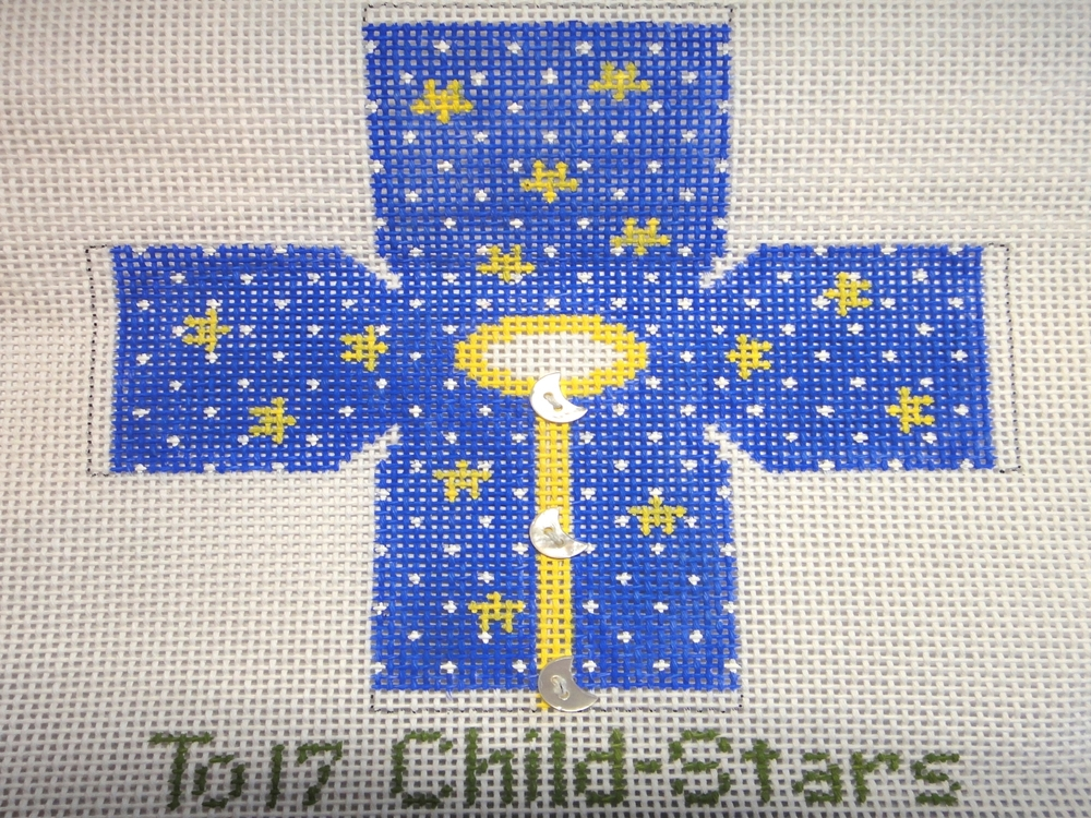 To17 Child Sweater-Stars