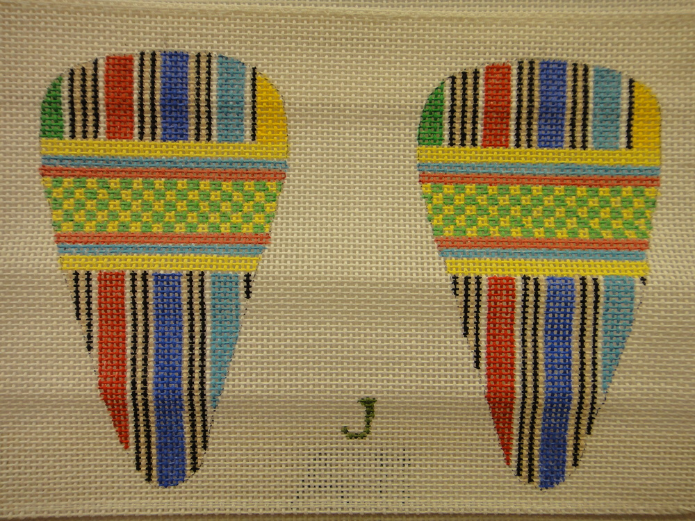 A11J African Stripe