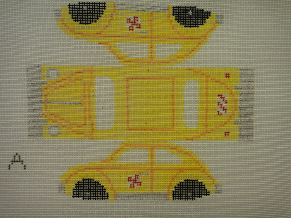 E2A VW Bug