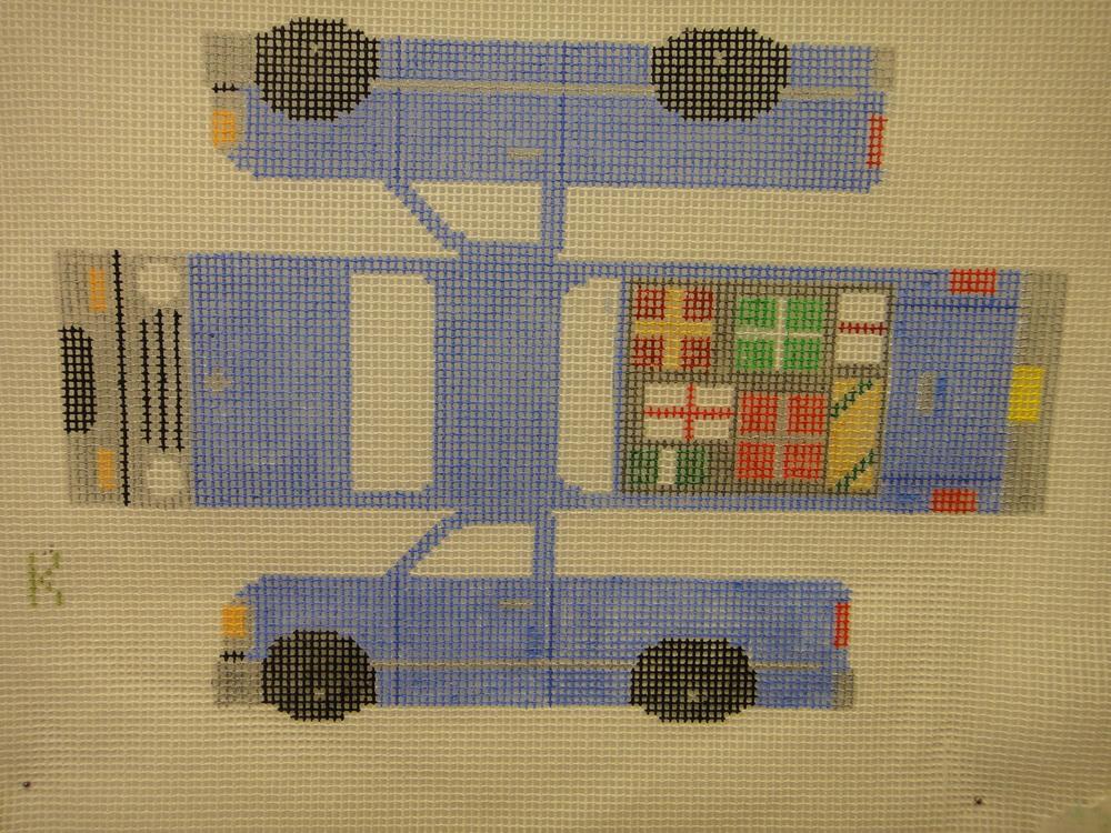 E2K Pickup Truck