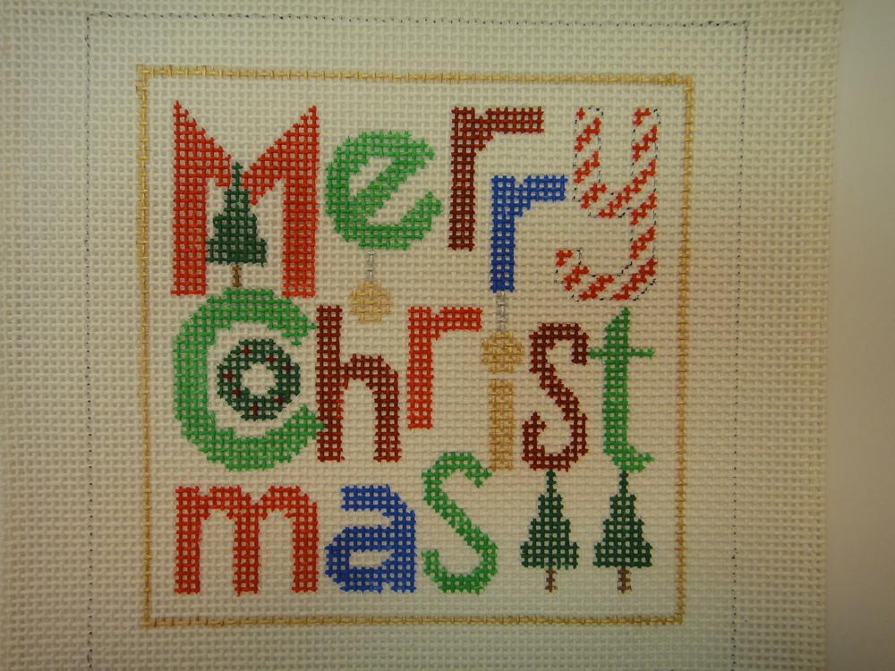 S61 Merry Christmas (6x6)