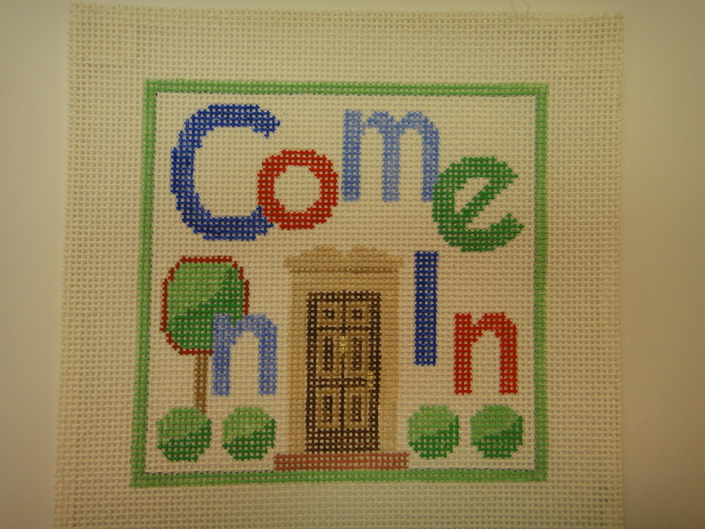 S62 Come On In/Door (6x6)