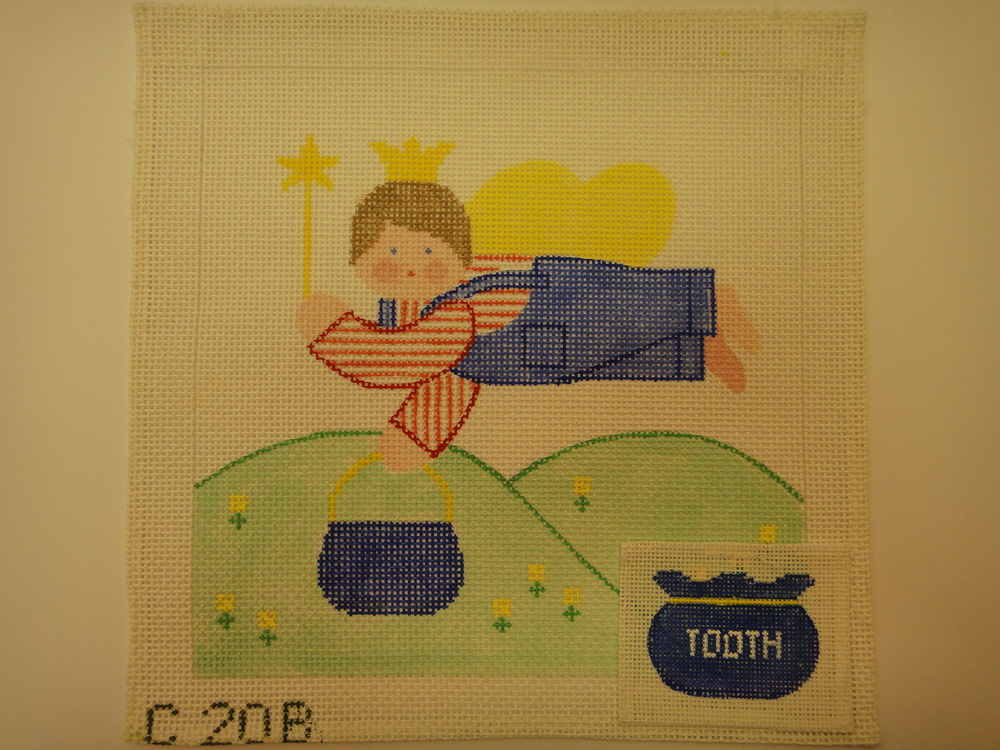 C20B Flying Tooth Fairy Boy (8x8)