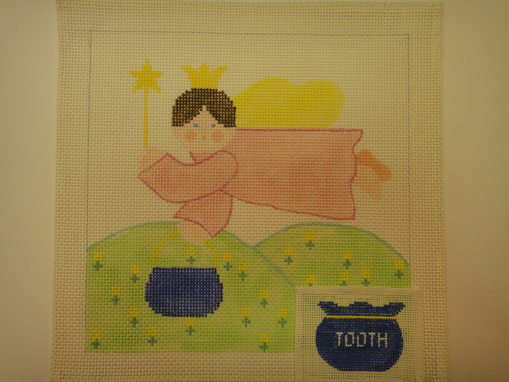 C20A Flying Tooth Fairy Girl (8x8)