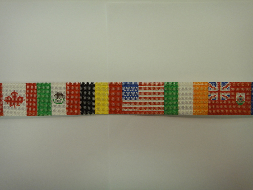 B8 National Flags