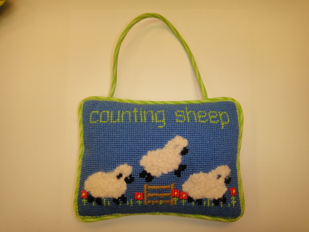S37 Counting Sheep