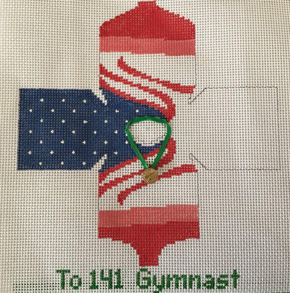 TO 141 Gymnast