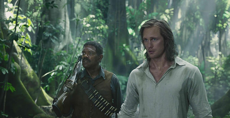 The Legend Of Tarzan Moviejawn