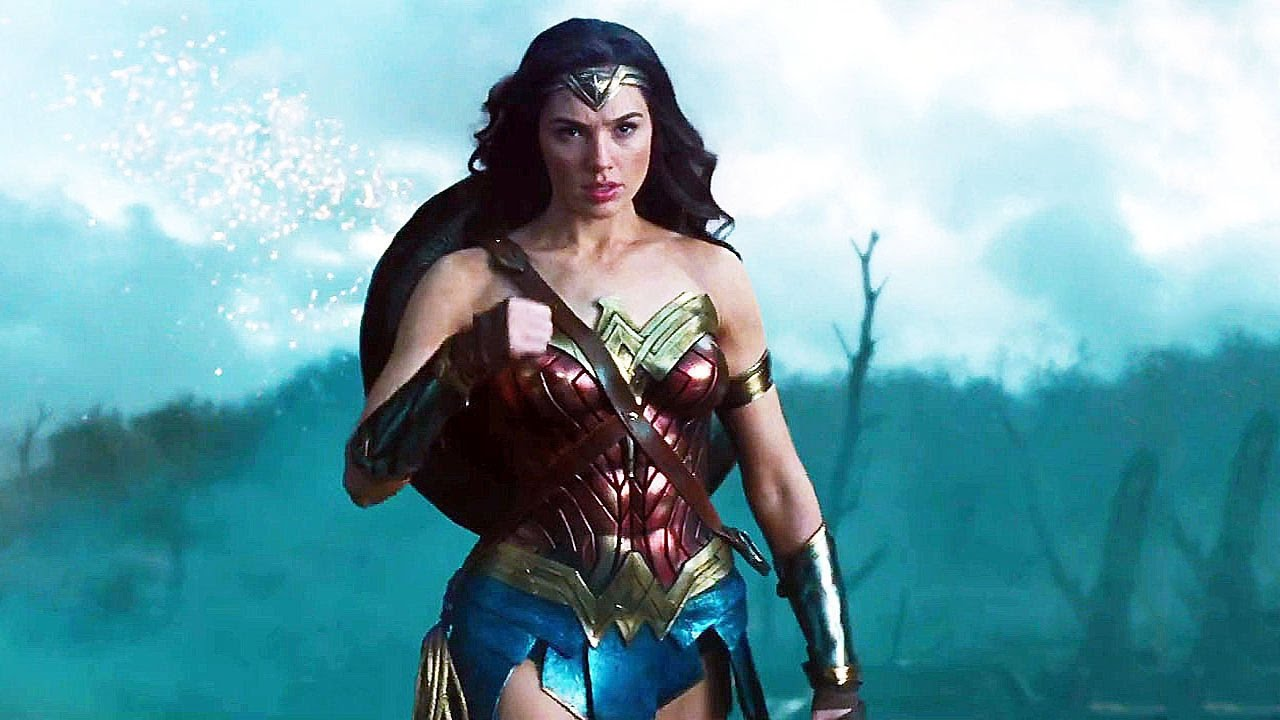 wonder woman trailer german