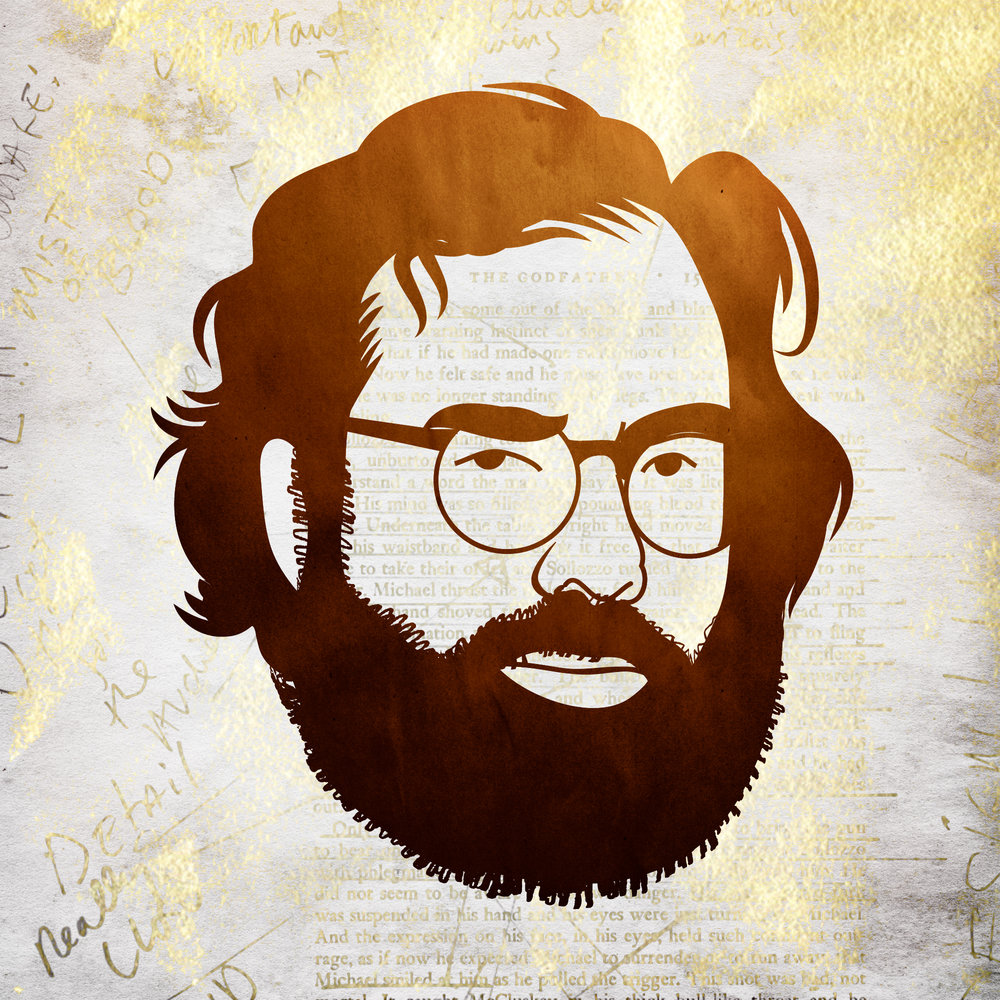 Coppola portrait by the one and only Hugo Marmugi