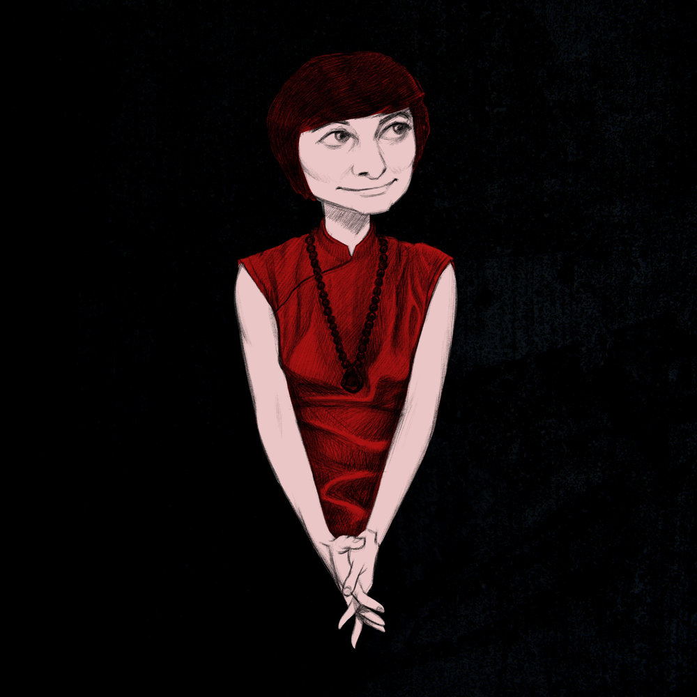 Varda illustration by the ah-May-zinggg Hugo Marmugi