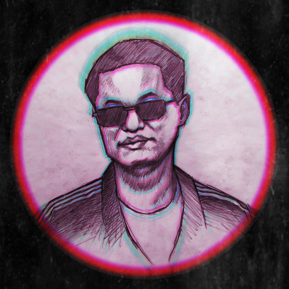 Wong Kar-Wai portrait by the incredible Hugo Marmugi