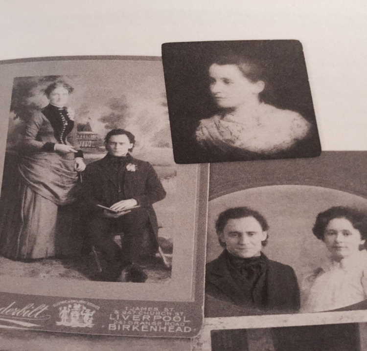 Photos from Crimson Peak (novelization)