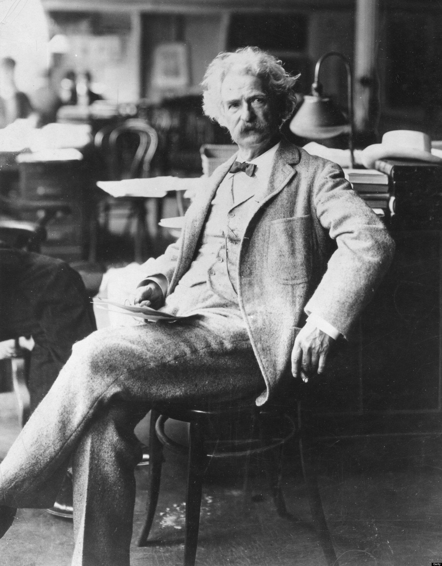 Αποτέλεσμα εικόνας για Mark Twain