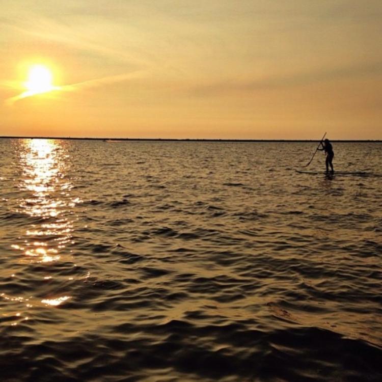 NALU Paddle boarding