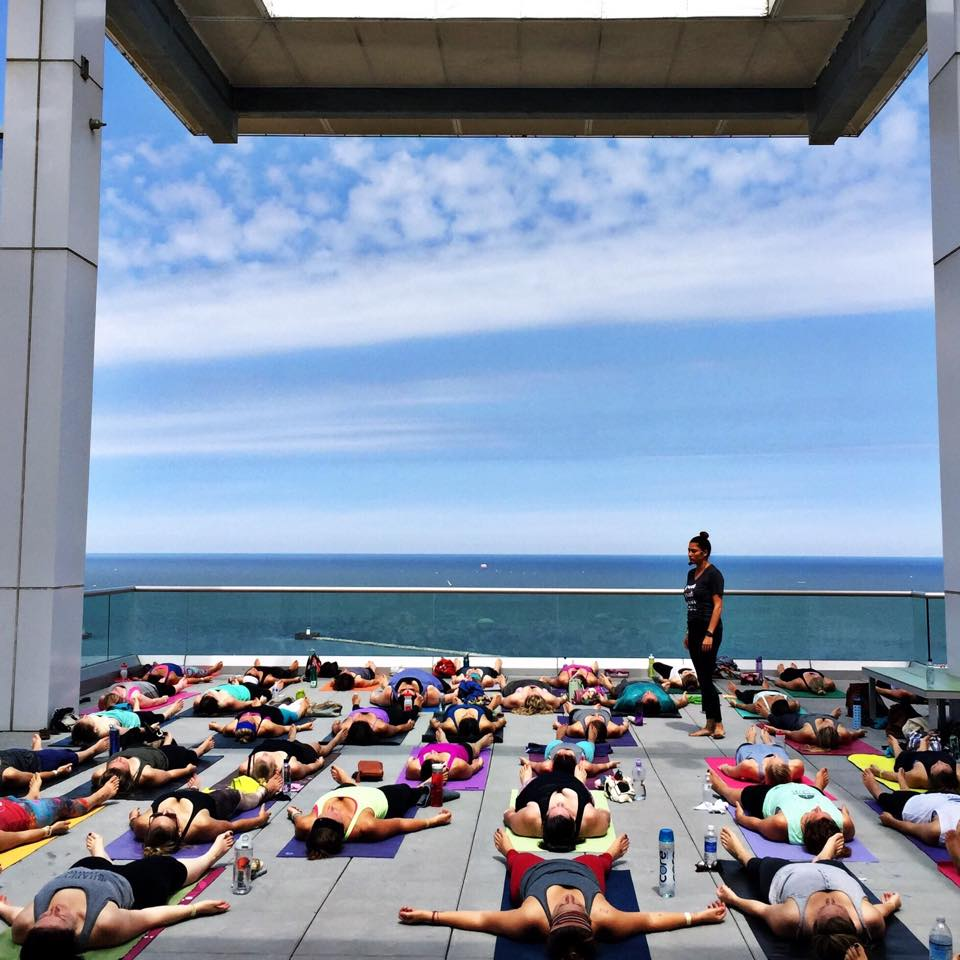 Rooftop Yoga Flats East