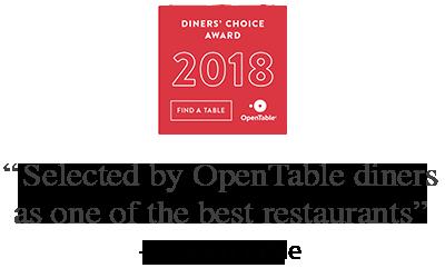 Lou Birds Best Restaurants 2018 Open Table V2