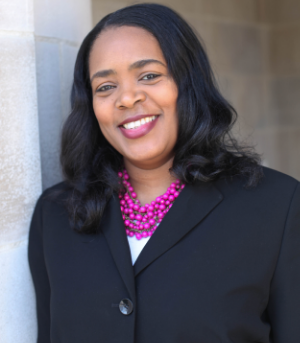 Nicole Denise Eggleston, Assistant Dean of Students
