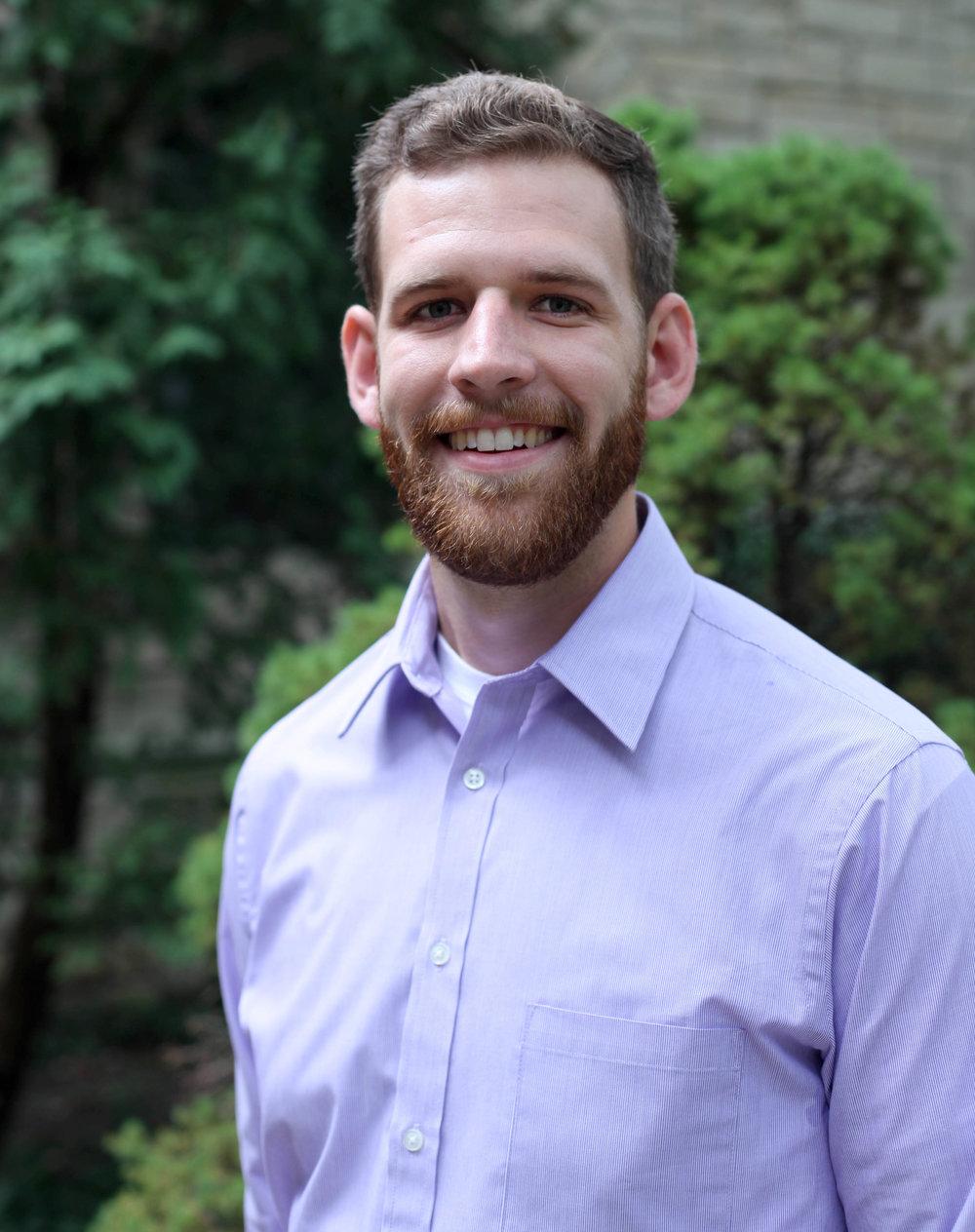 Eric Jay Swinehart, Residence Director, Residential Services