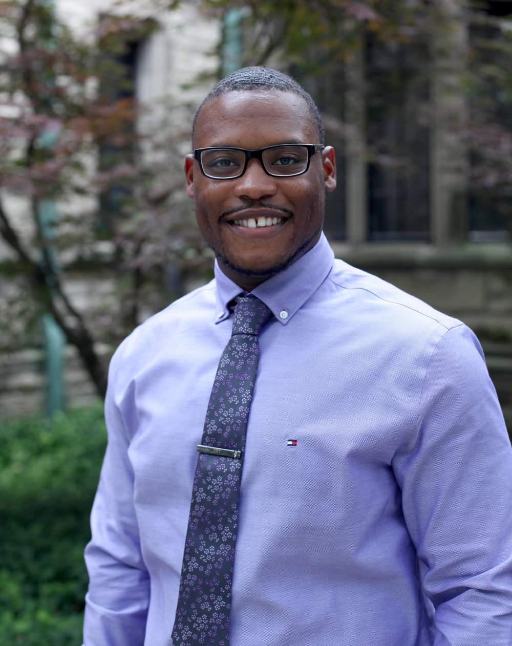 DeRonnius Rashad Young, Residence Director, Residential Services