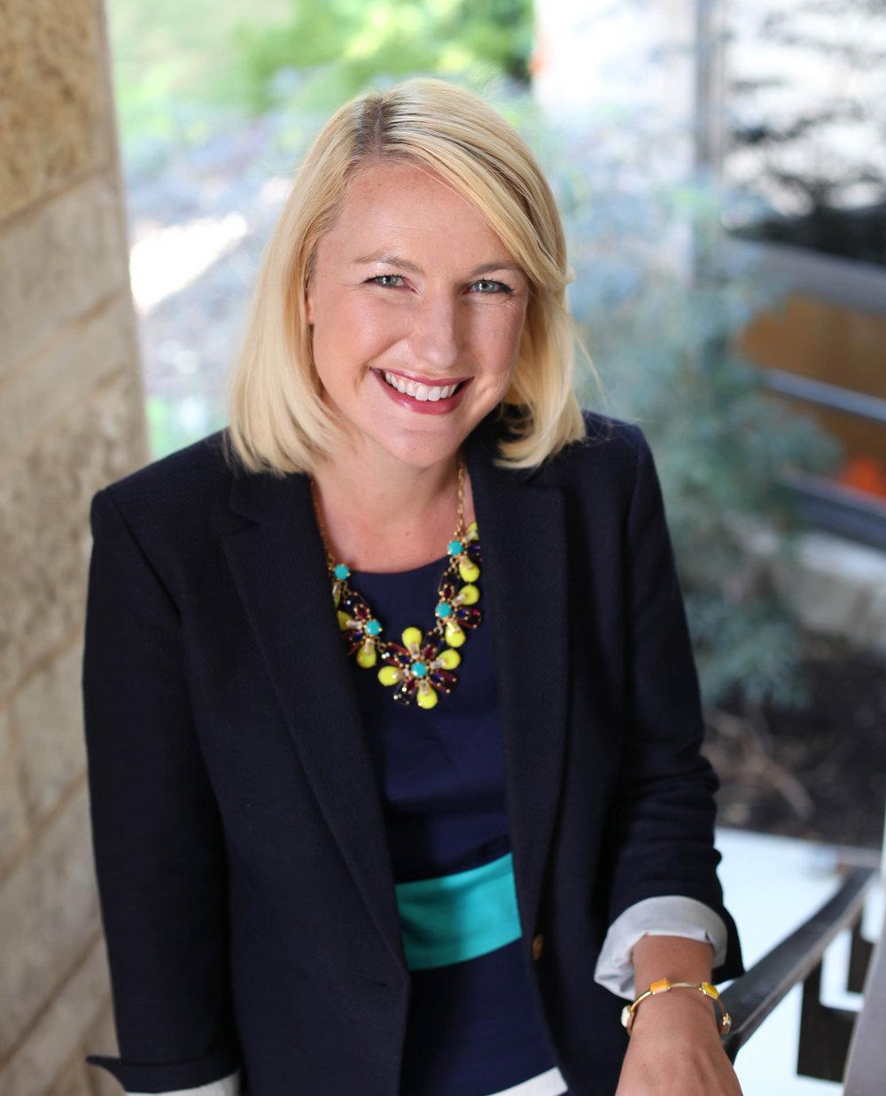 Genevieve Rachel Harclerode, Director of Career Management, Northwestern Career Advancement