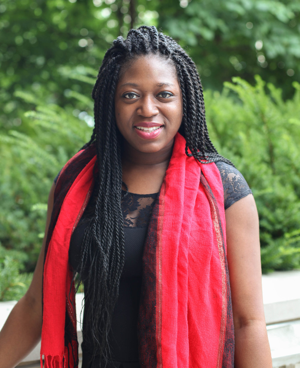 Motolani Gbenro,  Program Assistant, Counseling and Psychological Services