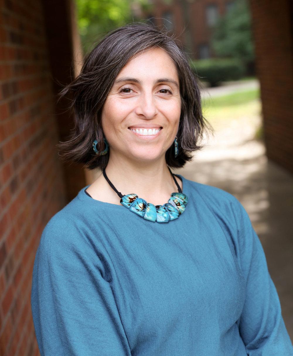 Viviana Matthews, Senior Developer, Division Services