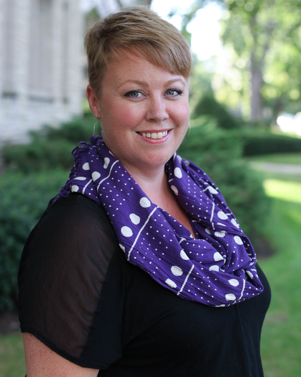 Nicole Dunham, Assistant Director, Residential Life