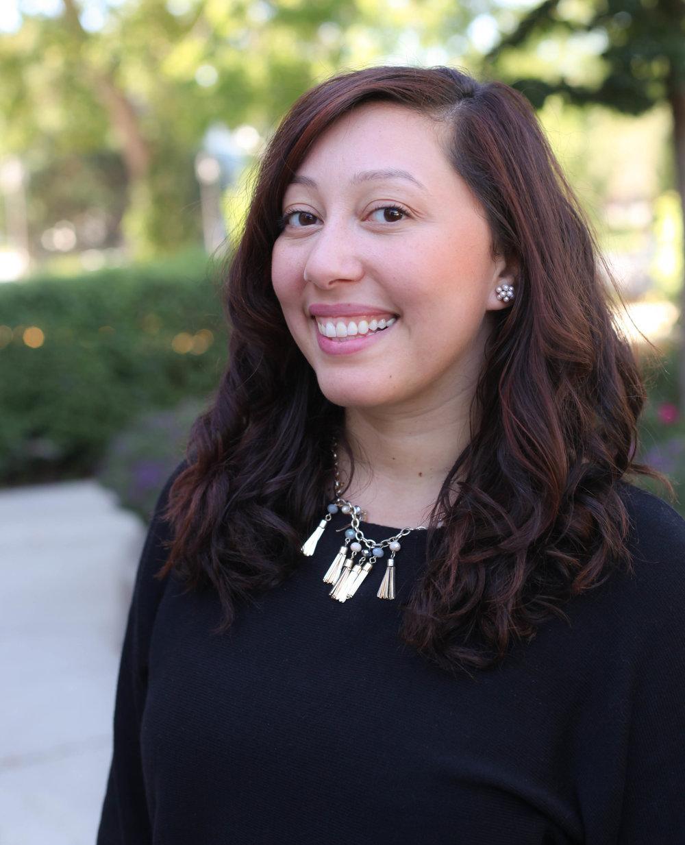 Sharitza Elena Rivera, Assistant Director, Student Enrichment Services