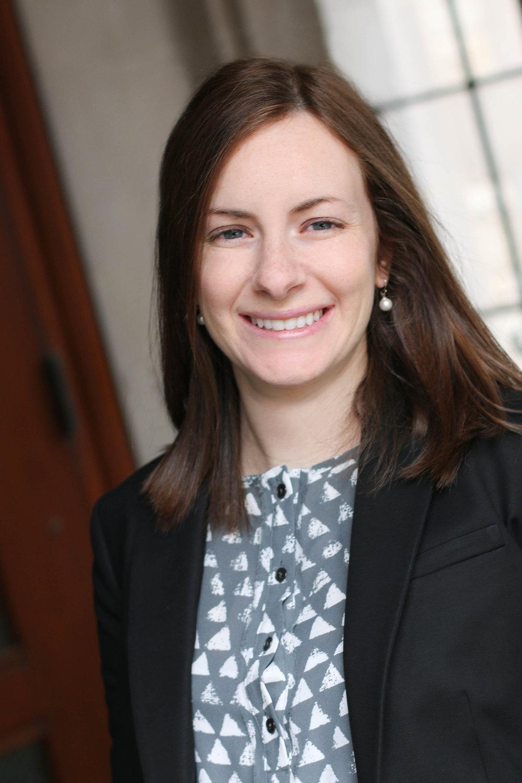 CHRISTINE DE PILLA , ASSISTANT DIRECTOR, STUDENT CONDUCT