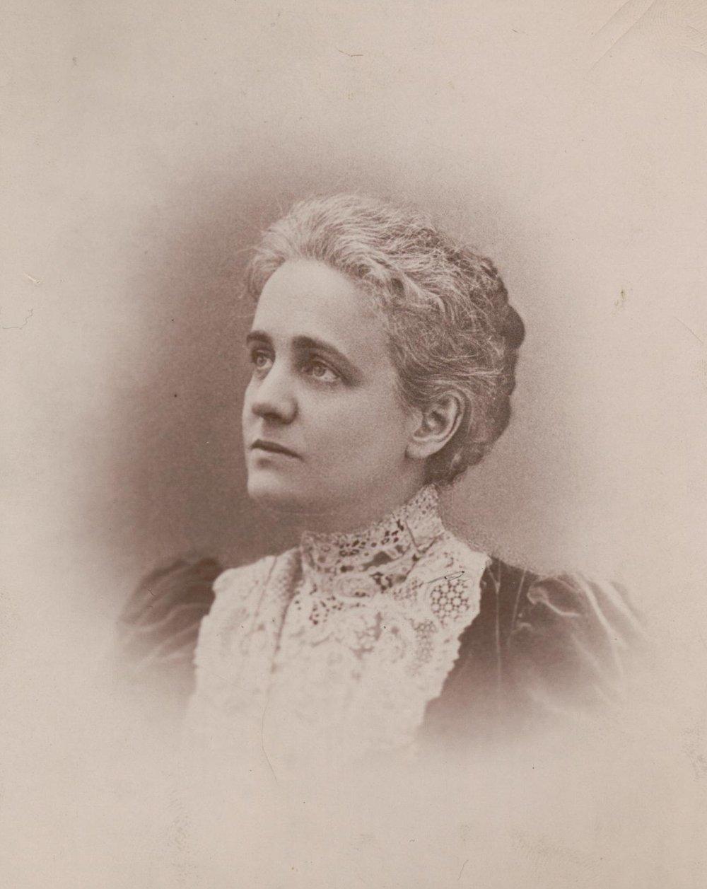 Martha Foote Crow