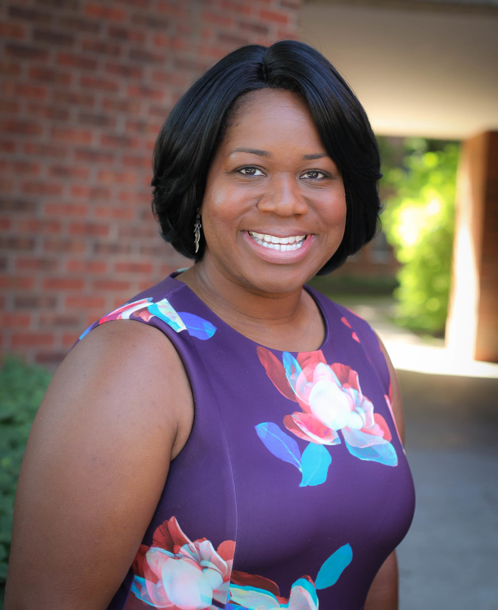 Selena lesure, director, student affairs human resources