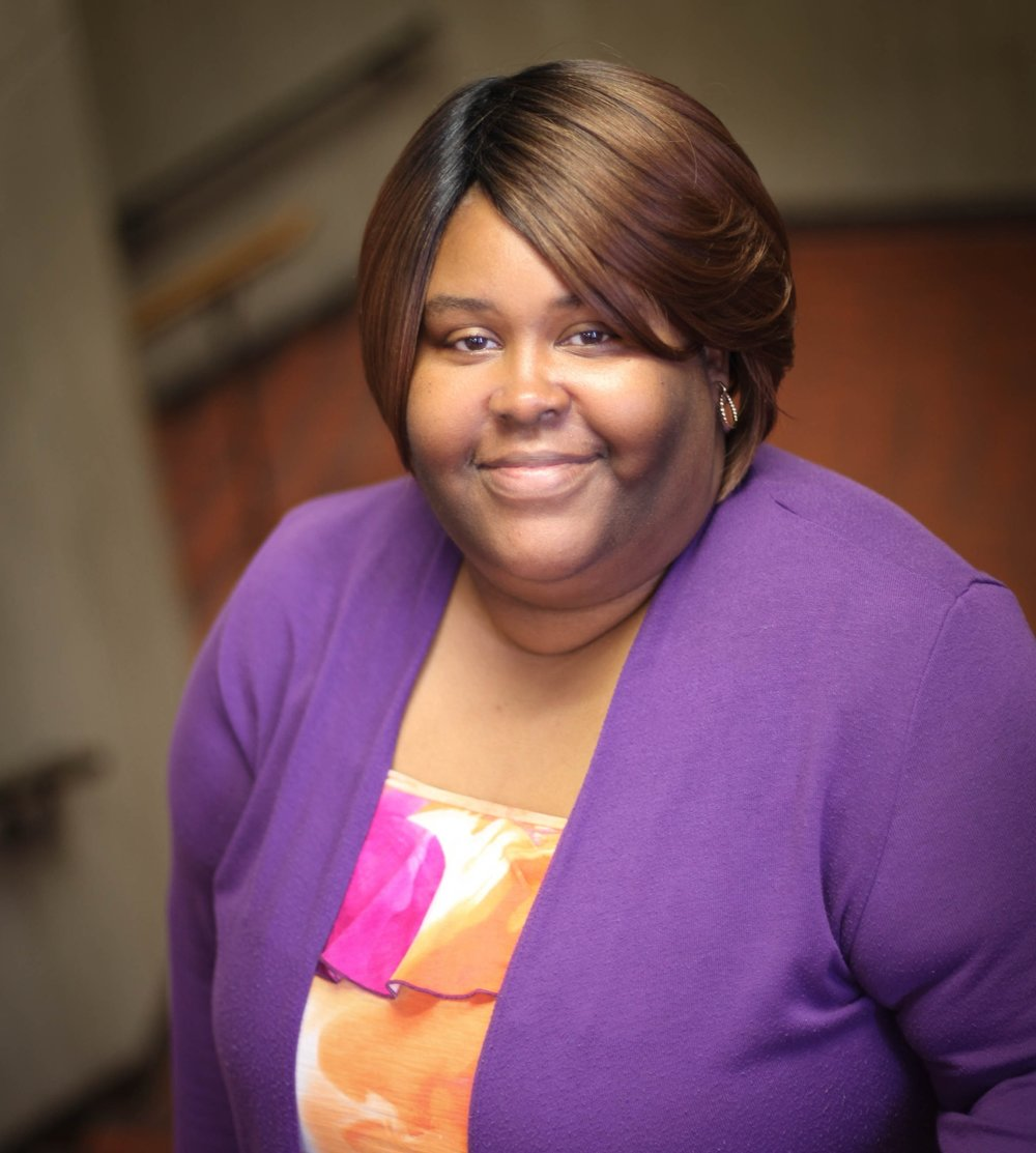 Coretta King, Director of Operations and events, norris
