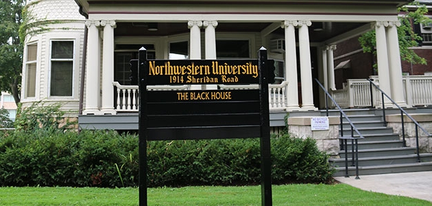 One result of the Bursar's Office sit-in was the creation of the Black House as an on-campus center for black students and faculty