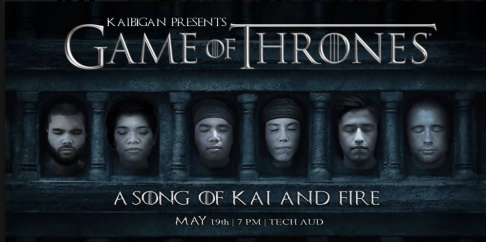 "Kaibigan's ""Song of Kai and Fire"" showcase will be at Ryan Auditorium on May 19"